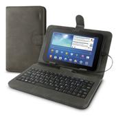 [<font color=red>품절</font>]그레이 7~8형 태블릿PC 케이스 키보드